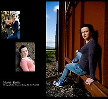 March 2010 Model Emily by Mark Elshout