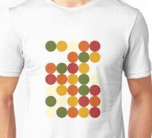 Sun color dots Unisex T-Shirt
