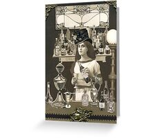 Artemisia's Absinthe Greeting Card
