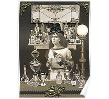 Artemisia's Absinthe Poster