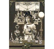 Artemisia's Absinthe Photographic Print