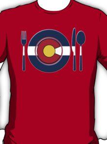 High Altitude Cookin - Colorado T-Shirt