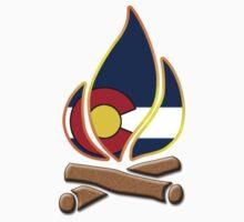 Colorado Campfire Kids Clothes