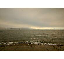 Facing North, San Francisco Photographic Print