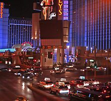 Las Vegas - Strip by Tom-Sky