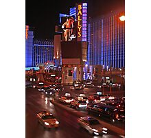 Las Vegas - Strip Photographic Print