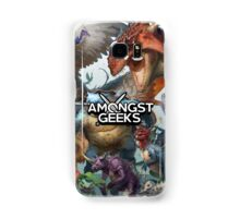 Amongst Geeks Phone Case Samsung Galaxy Case/Skin