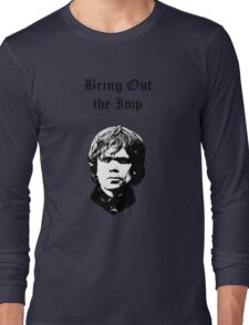 Bring Out the Imp Long Sleeve T-Shirt