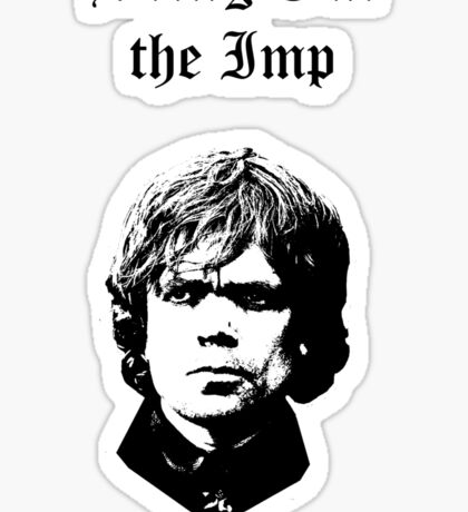 Bring Out the Imp Sticker