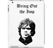 Bring Out the Imp iPad Case/Skin