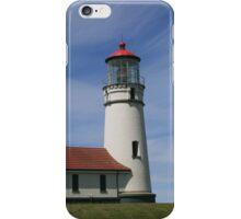 Cape Blanco Lighthouse, Port Orford, Oregon iPhone Case/Skin