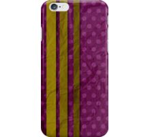 gift paper texture iPhone Case/Skin