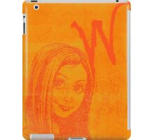 Willow Rosenberg Buffy the Vampire Slayer iPad Case/Skin