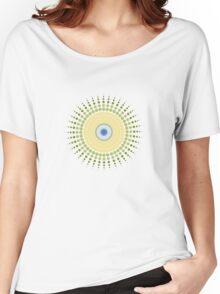burst eye Women's Relaxed Fit T-Shirt