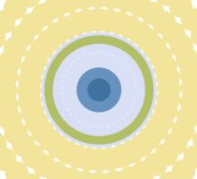 burst eye Sticker