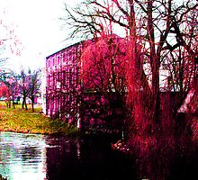 LEBA RIVER by Tom-Sky