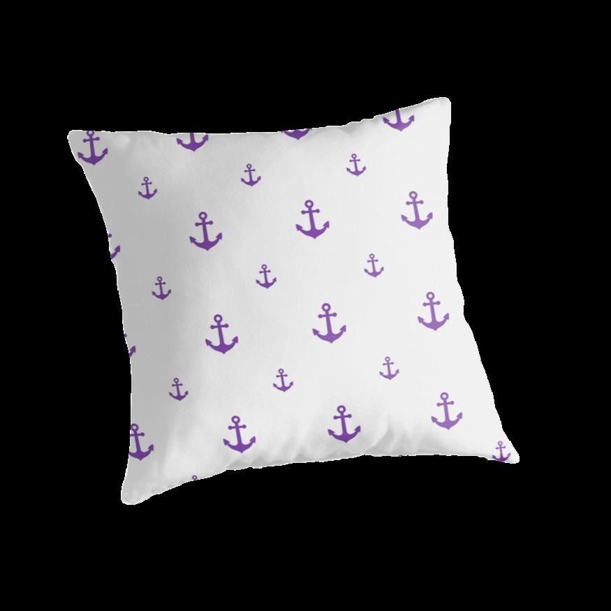 Light Purple Decorative Pillows :