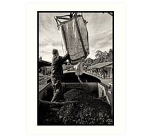 Railway Men - The Fireman Art Print
