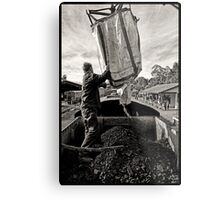 Railway Men - The Fireman Metal Print
