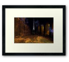 'The Ascension' Framed Print