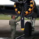 Keeping Her Flying by Wayne Gerard Trotman