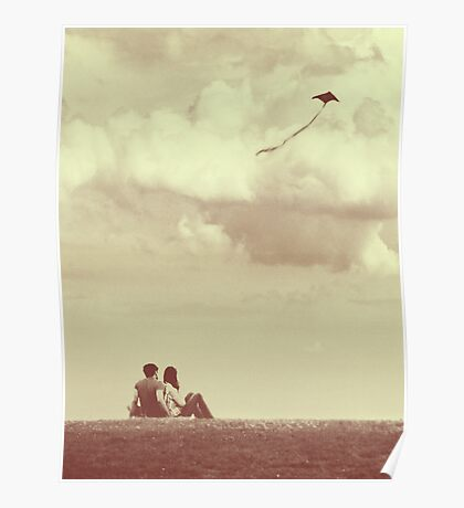 I Had A Dream I Could Fly From the Highest Swing Poster