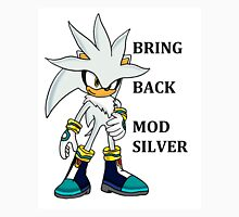 Bring Back Mod Silver Unisex T-Shirt