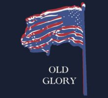 Old Glory by Ben Sloma