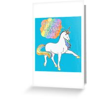Taylor Swift Haters Gonna Hate  Greeting Card