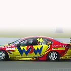14- V8 supercar Bathurst by feeee