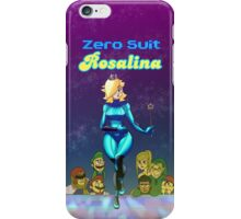 Zero Suit Rosalina iPhone Case/Skin