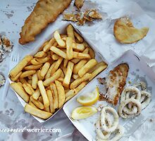 Fish & Chips by MsGourmet