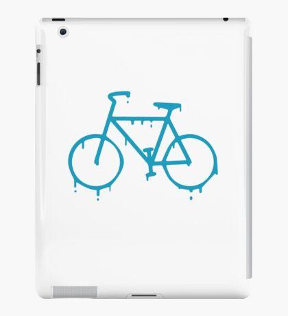 air brush bike iPad Case/Skin