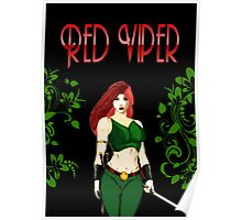 Red Viper Poster