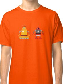 robot love in color Classic T-Shirt