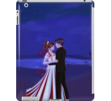 Salty Air-Intense love does not measure,It just gives. iPad Case/Skin