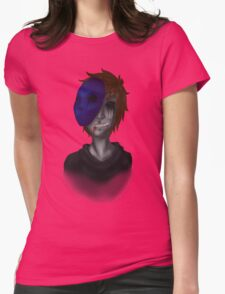 Eyeless Jack 1 Womens Fitted T-Shirt