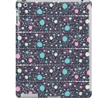 dawn to dust abstract organic pattern iPad Case/Skin