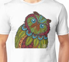 Fall Owl Unisex T-Shirt