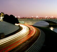 Washington DC - Memorial Bridge by bkphoto