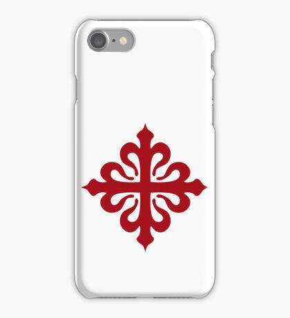 calatravas cross iPhone Case/Skin