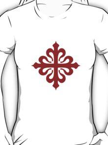 calatravas cross T-Shirt