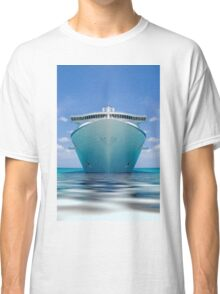 cruise ship IV Classic T-Shirt