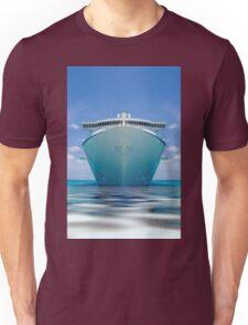 cruise ship IV Unisex T-Shirt