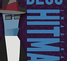 Bloo the hitman by Jair Henriques
