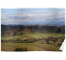 Rolling Hills.. Poster