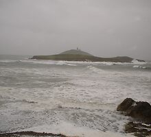 Outside the Harbour/Ballycotton,[PleaseView Larger]No3 by Pat Duggan