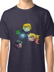 The Haunted: Chibi Heads Classic T-Shirt