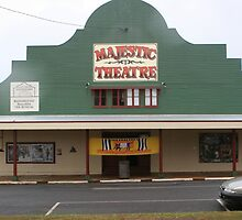 Majestc Theatre - Malanda by Forto