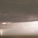Maroubra Lightning Storm by beastart